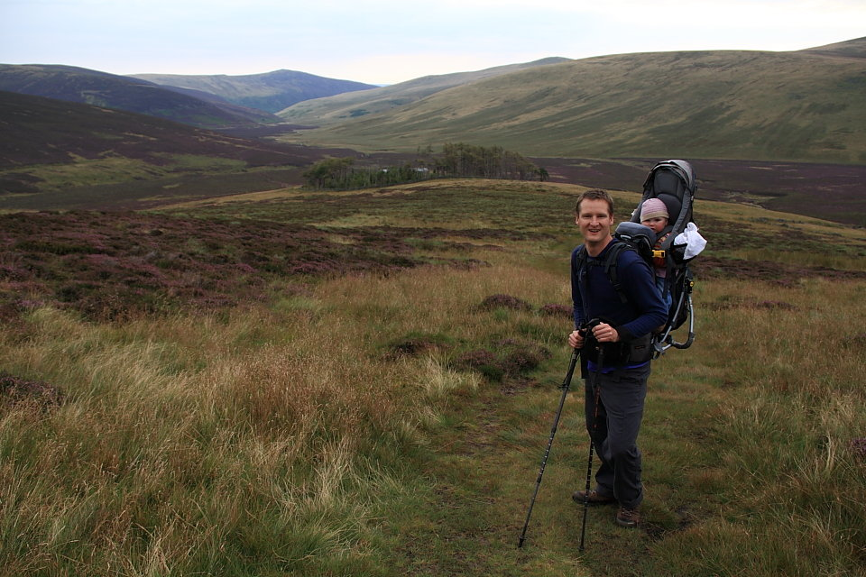 Climbing Skiddaw the back way, 151 kb