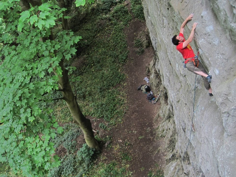 Chris Doyle on Chilly Tea 6c, Ty Newydd, 200 kb