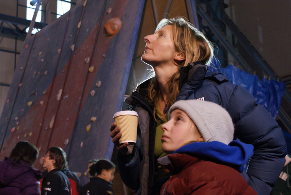 Youth Open Competition – Sunderland - Checking out the routes, 98 kb