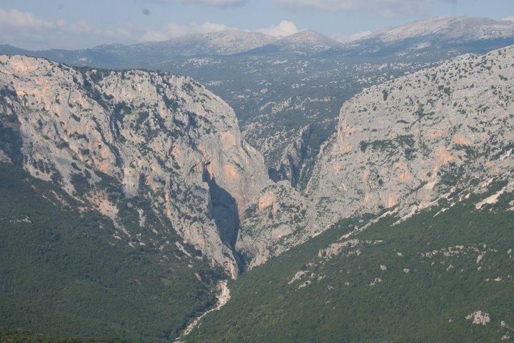 The Gorropu Gorge, Sardinia, 85 kb