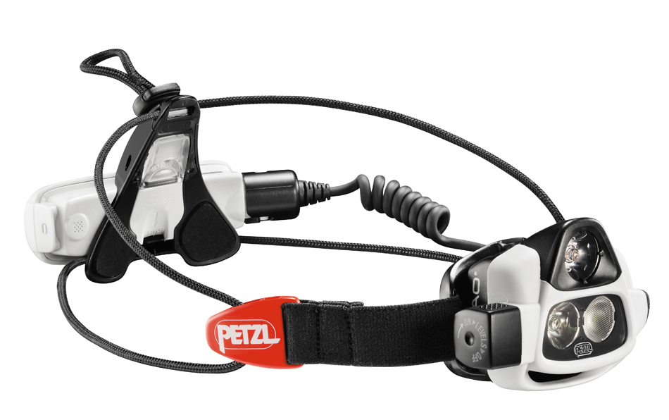 Petzl Nao: a new-generation head torch, 146 kb
