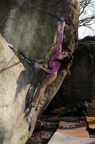 Ellie Howard - Climbing Coach, 141 kb