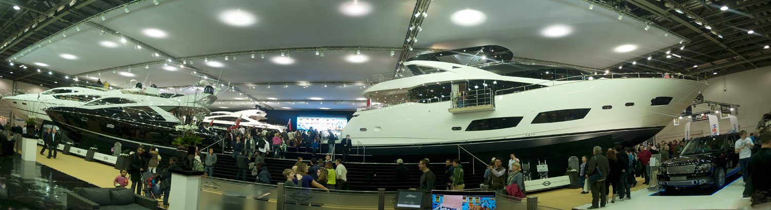 Outdoors Show - the Boat Show area, 162 kb
