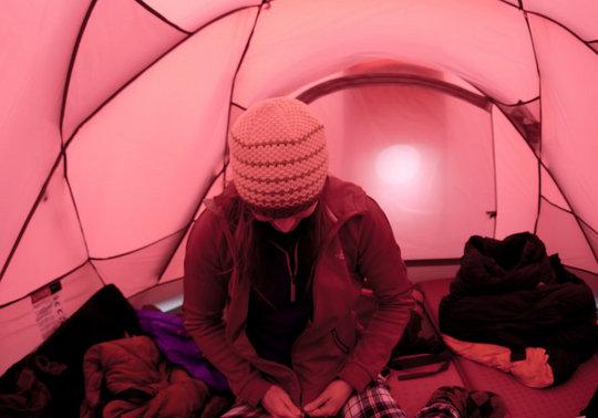 & UKC Gear - Alpkit Zhota Tent review