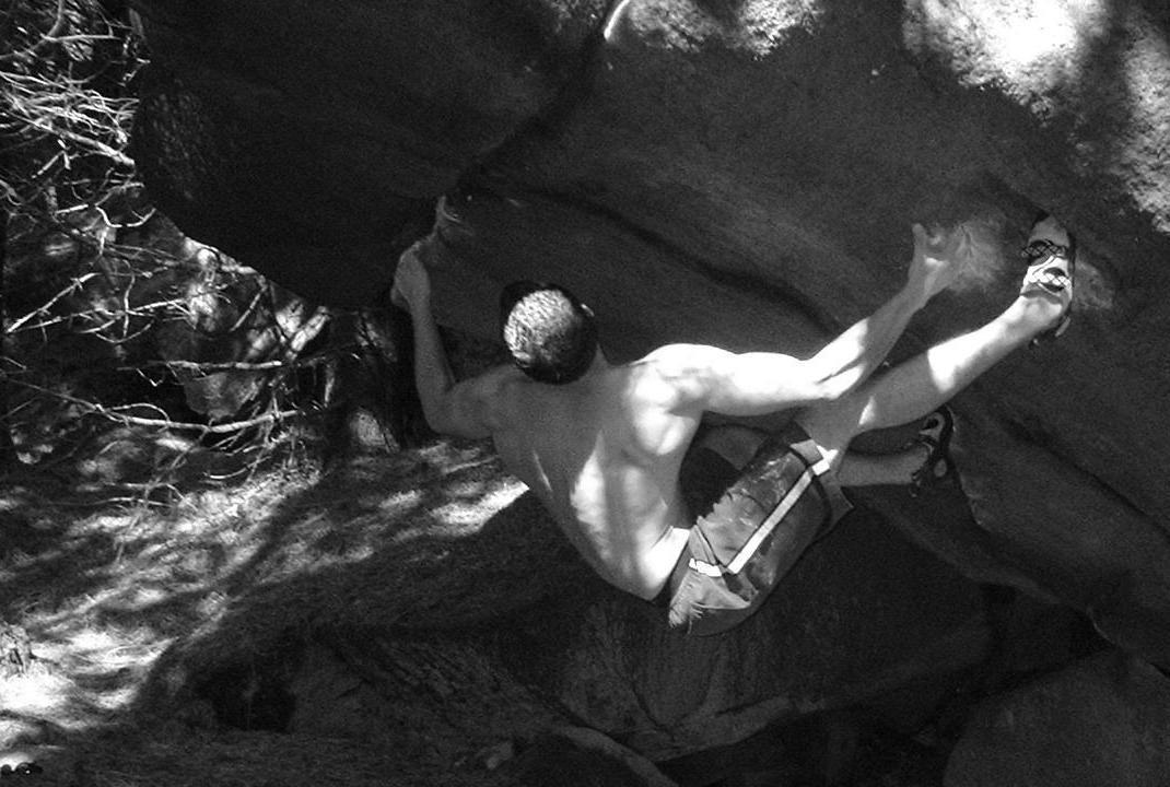 dave cowl climbing jason's roof, 108 kb