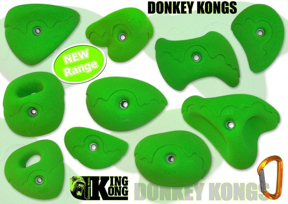 Donkey Kong's #1, 195 kb