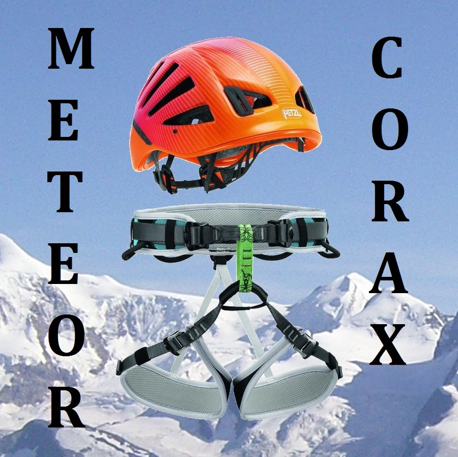 Meteor / Corax Climbing Combination Set #1, 148 kb