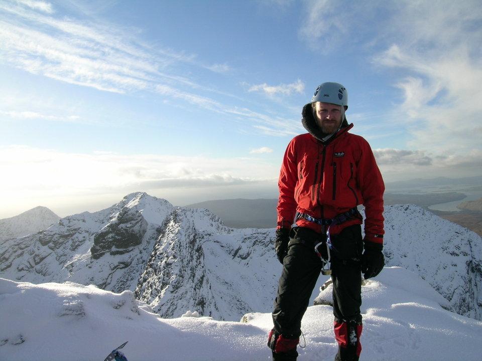 On the Cuillin ridge © UKC Articles