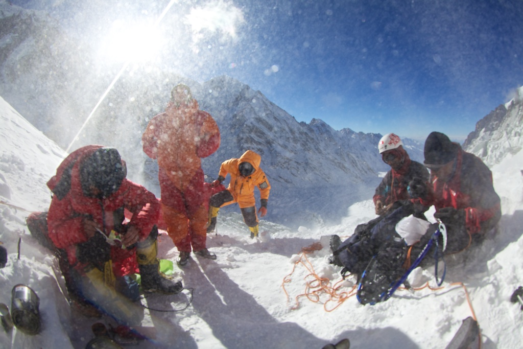 Nanga Parbat Winter - 2012, 199 kb