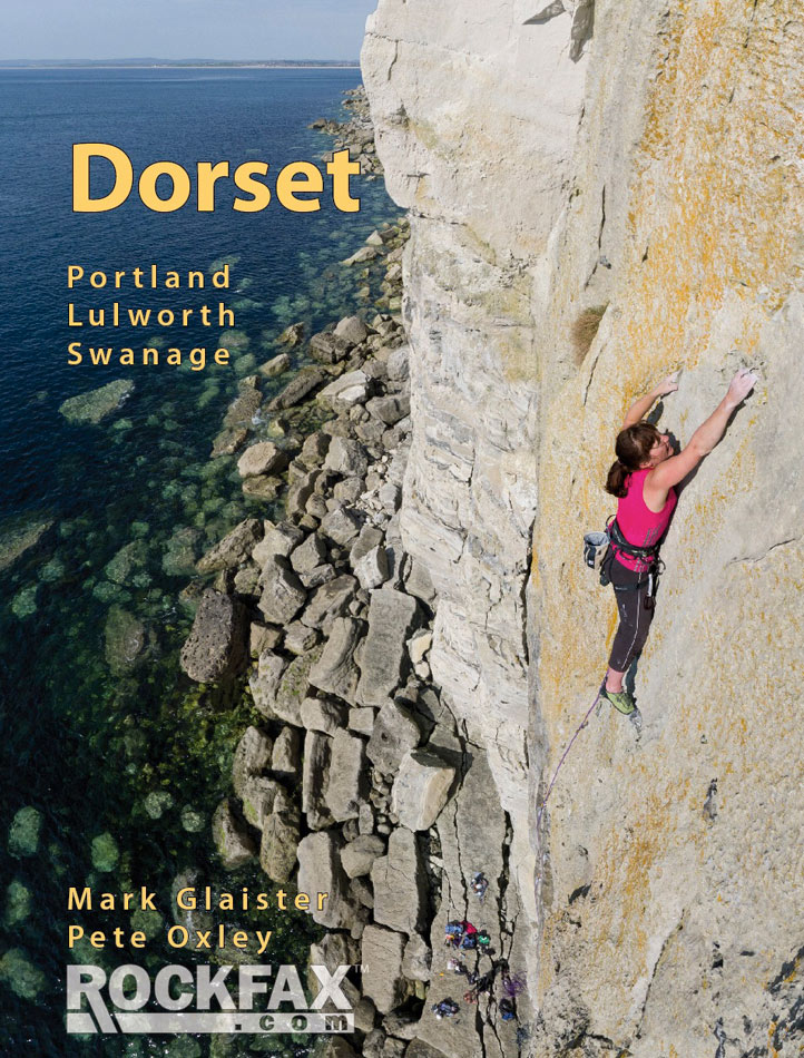 Dorset Rockfax Cover, 225 kb
