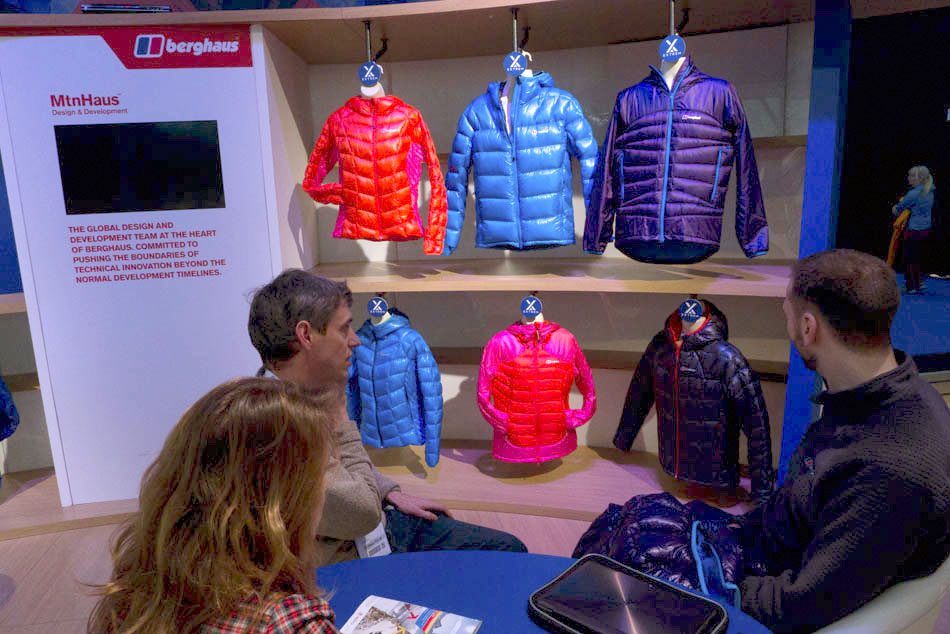 The 2012 Berghaus Range, 125 kb