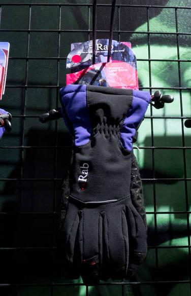 Rab Women's Latok Glove, 52 kb