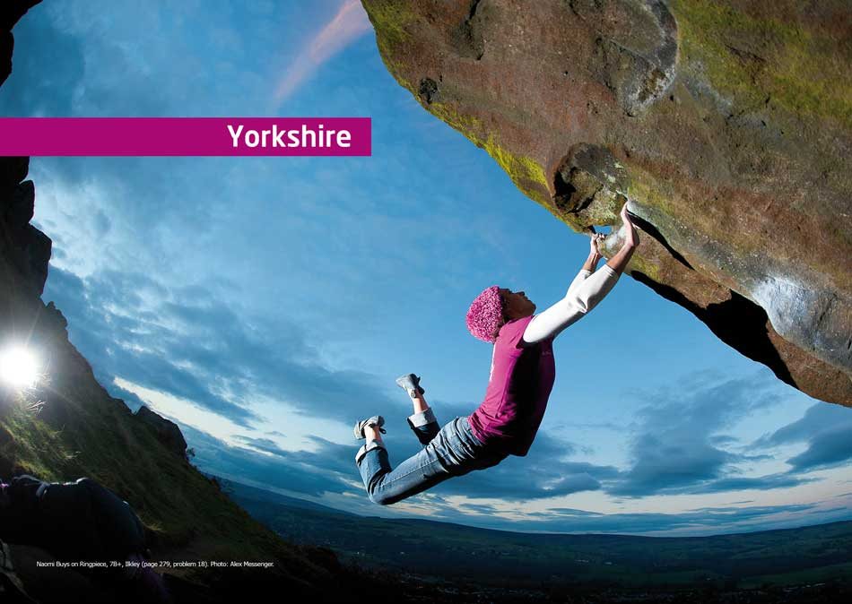 Naomi Buys on Ringpiece 7B+, Ilkley, 61 kb