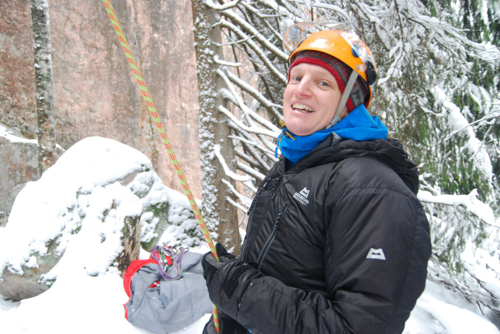 A warm climber is a happy climber!, 181 kb