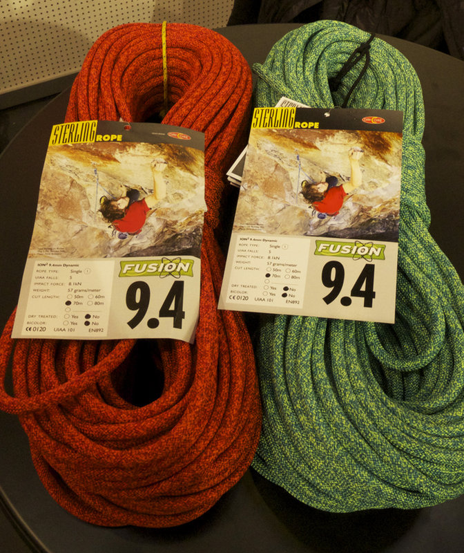 Sterling Ropes ION2 9.4mm, 211 kb
