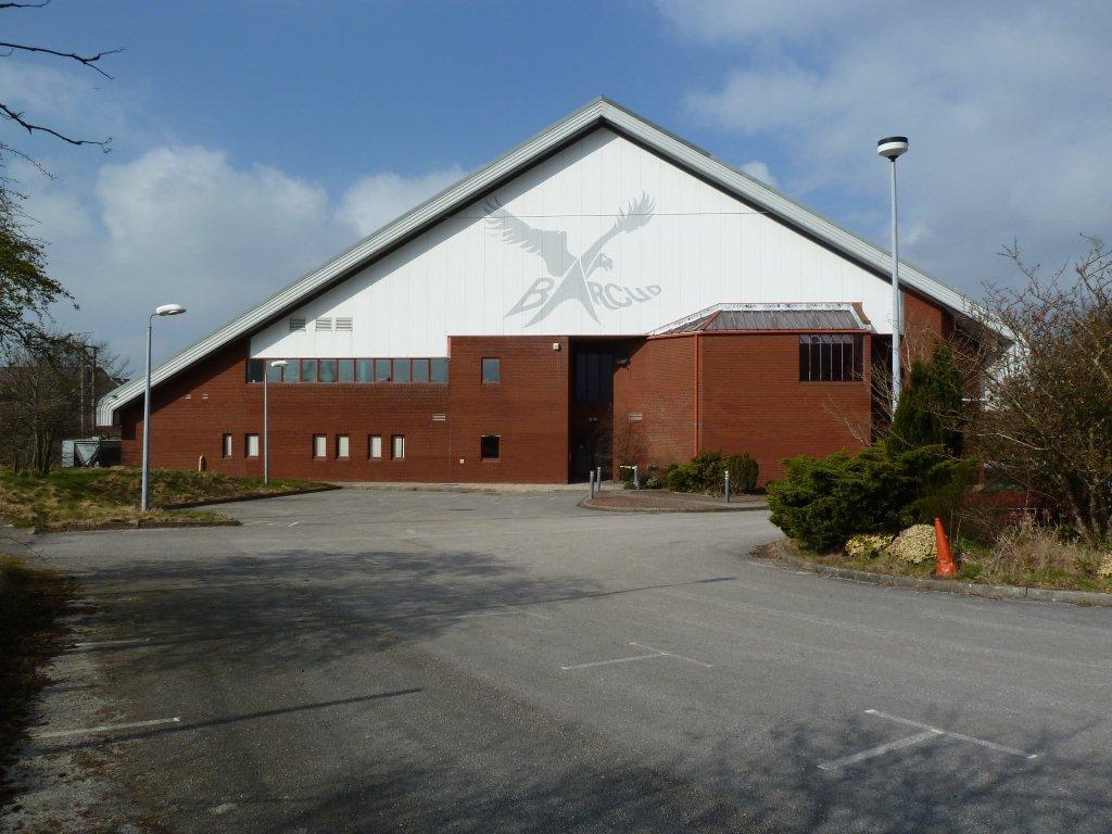The Barcud building in Caernarfon, 108 kb