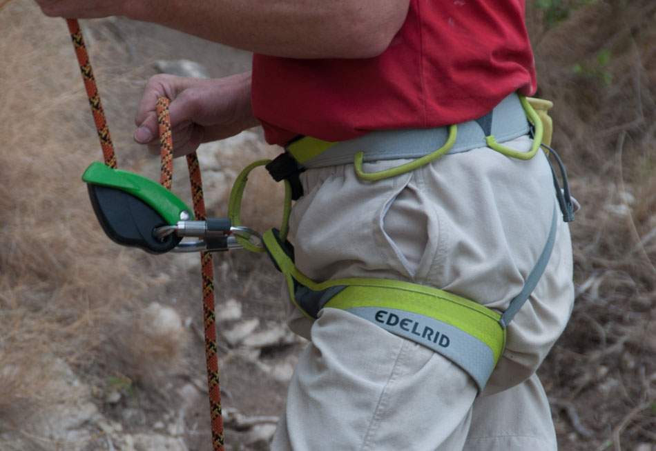 Lightweight Harnesses - Edelrid Smith, 92 kb