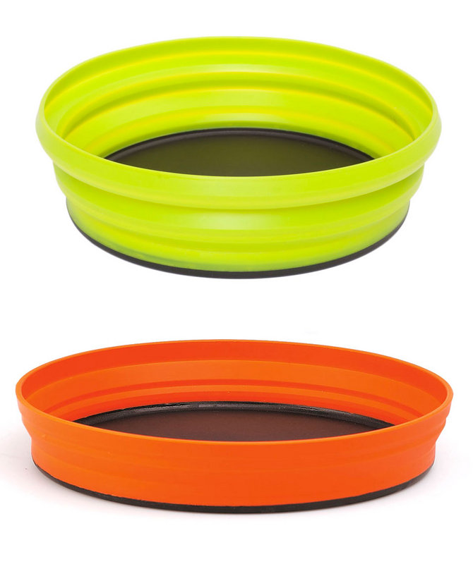 Sea to Summit X-Series - Bowl and Plate, 60 kb