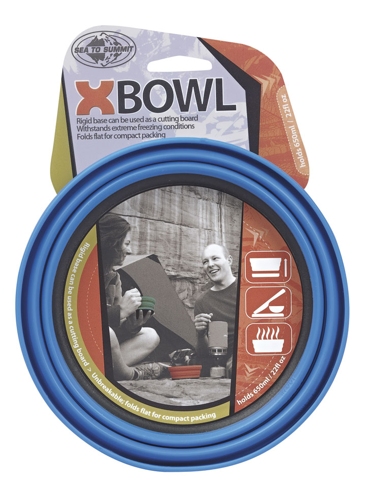 Sea to Summit X-Series - packaged bowl, 137 kb