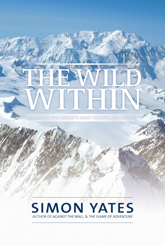 The Wild Within Book Cover, 214 kb