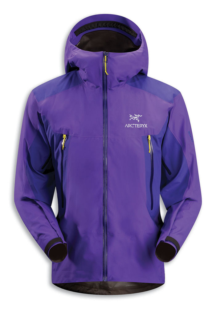 New Alpha SL Hybrid Jacket from Arc'teryx #1, 81 kb