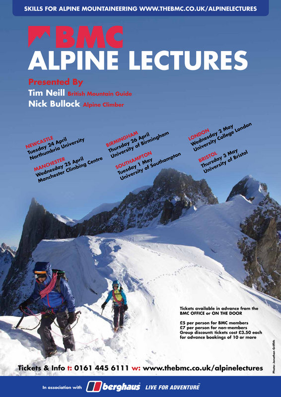 Top up your Alpine Skills - BMC Alpine Lectures #1, 153 kb