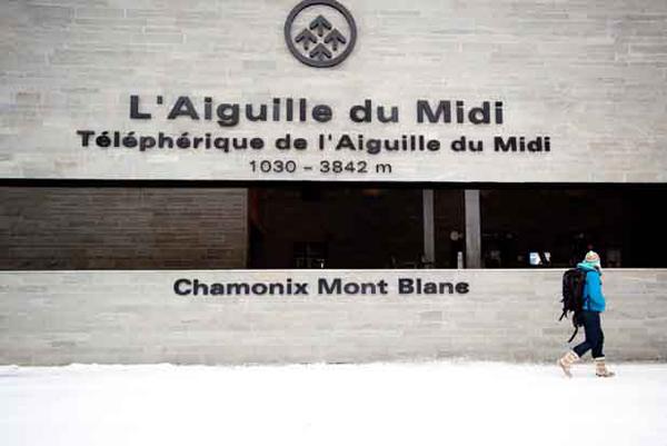 Chamonix, 104 kb