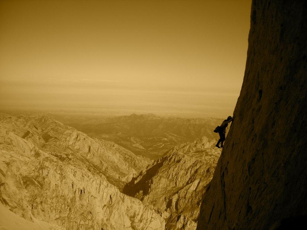 picos de europa climbing guidebook