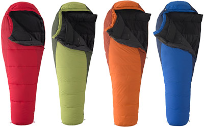 Joe Brown DEAL OF THE MONTH: Marmot Wave Sleeping Bags #1, 39 kb