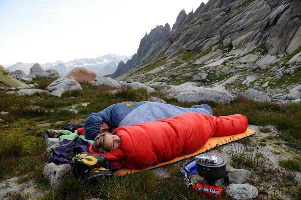 Sleep easy with Mammut's range of sleeping bags #1, 218 kb