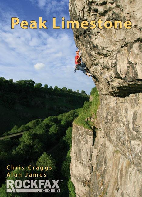 Peak Limestone Rockfax Cover, 88 kb