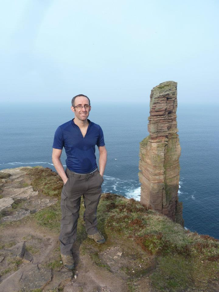 Simon Brentford and the Old Man of Hoy, 88 kb