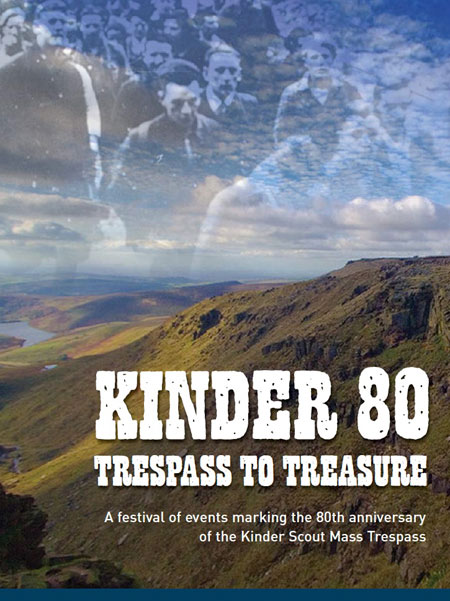 Kinder Trespass 80 Booklet, 73 kb