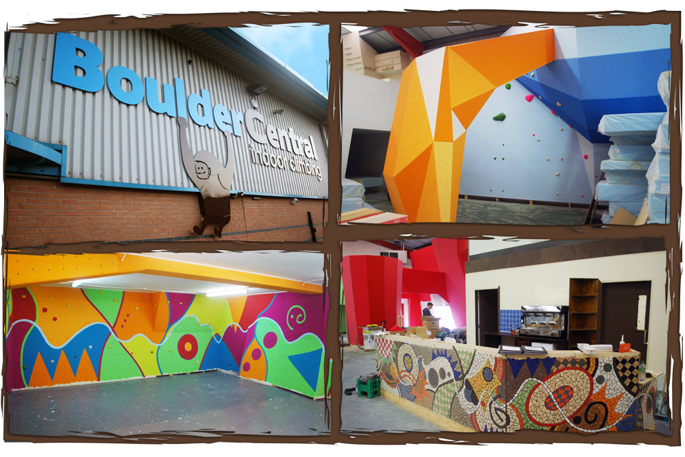 Britains Best Bouldering Centre? Launches 5th May #1, 213 kb