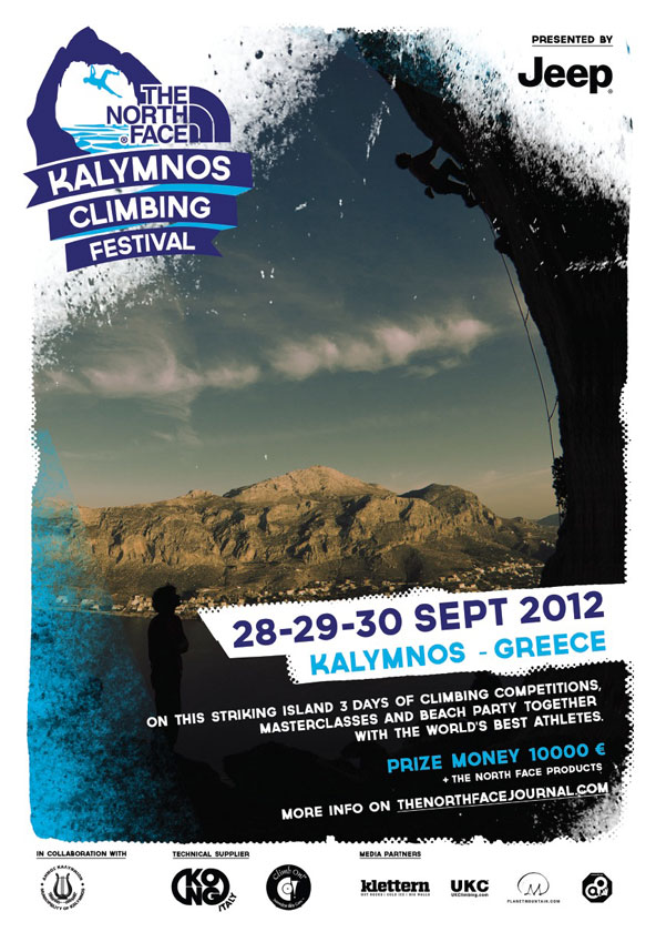 The North Face Kalymnos Festival, 121 kb