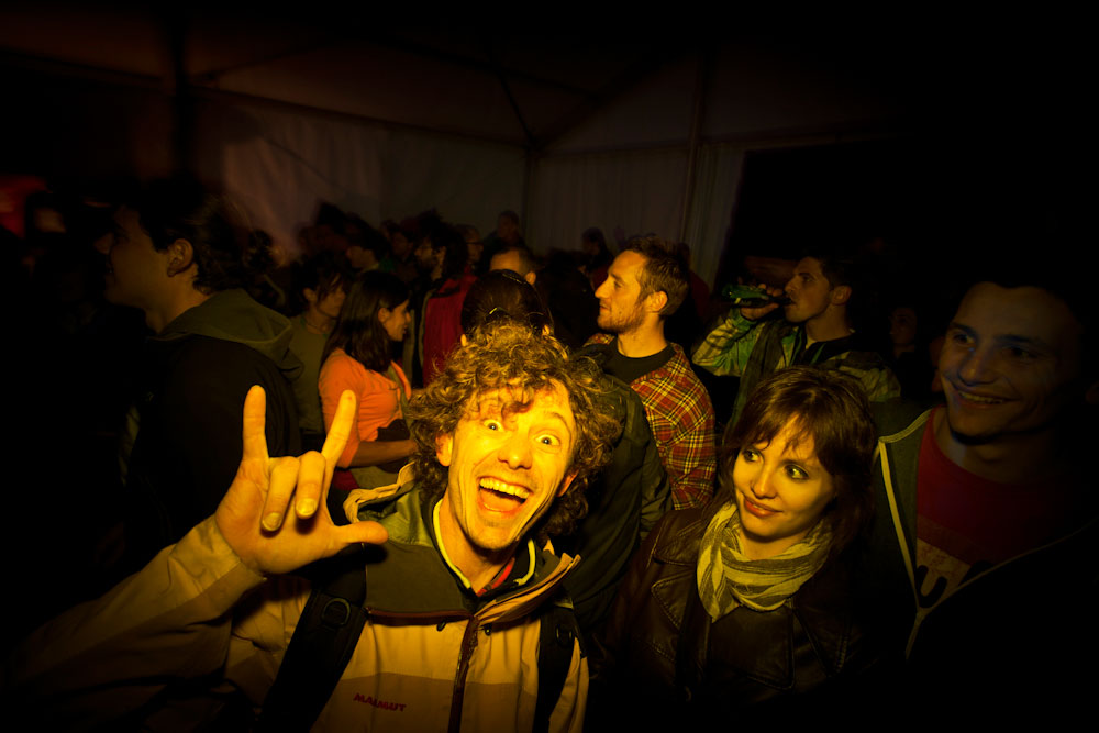 The party at Melloblocco 2012, 94 kb