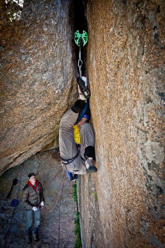 Tom Randall on Squat (5.12b) Vedawoo, USA, 192 kb