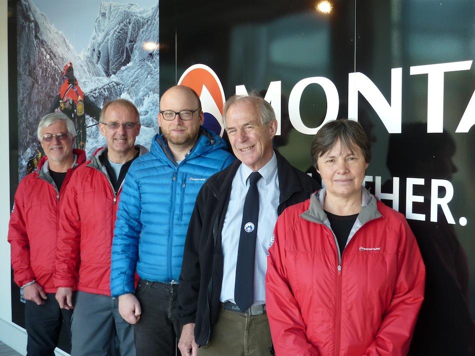 Eddie Harrison (Kendal MRT), Neil Roden (MREW), Paul Cosgrove (Montane), David Allen (MREW), Dagmar Johnson (Kendal MRT), 188 kb