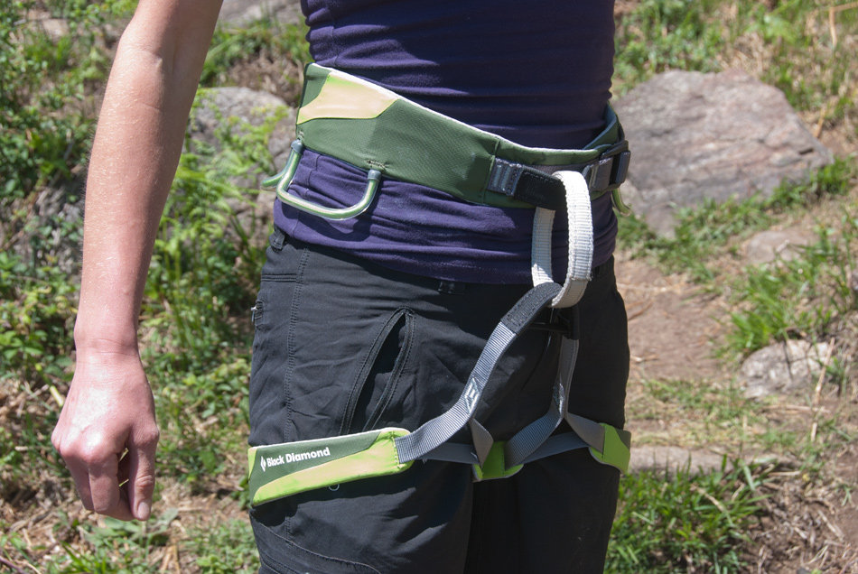 Lightweight Harnesses - Black Diamond Ozone, 164 kb