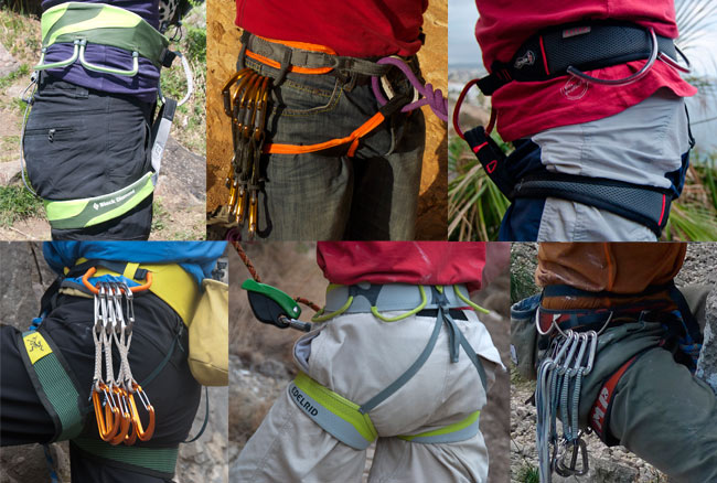 Lightweight harness review - group image 2, 90 kb