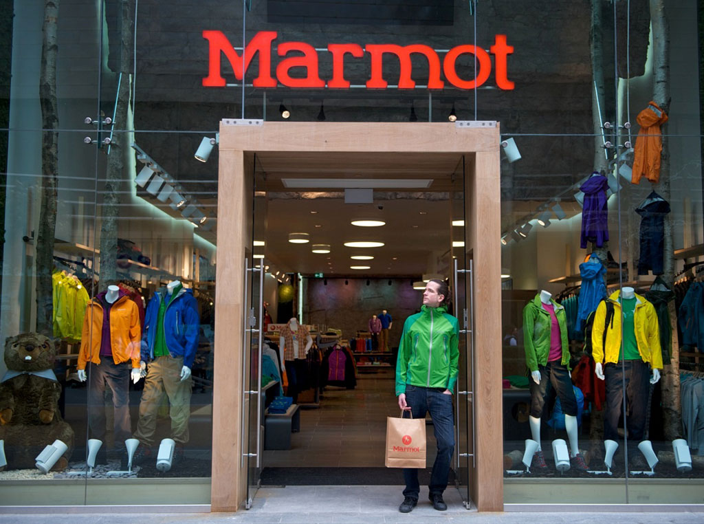 Marmot London Retail store NOW OPEN, 170 kb