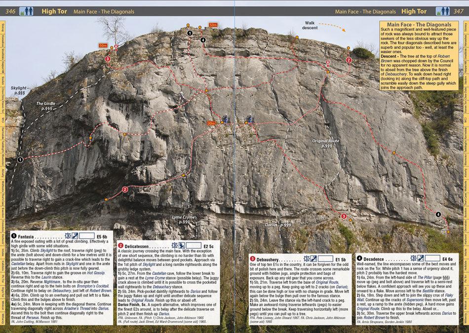 Peak Limestone example page, 231 kb