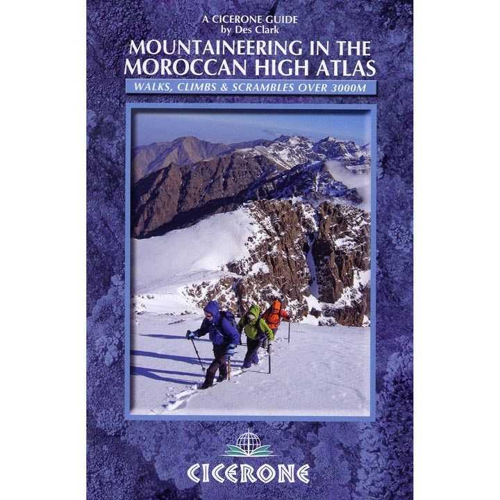 Mountaineering in the Moroccan High Atlas, 153 kb