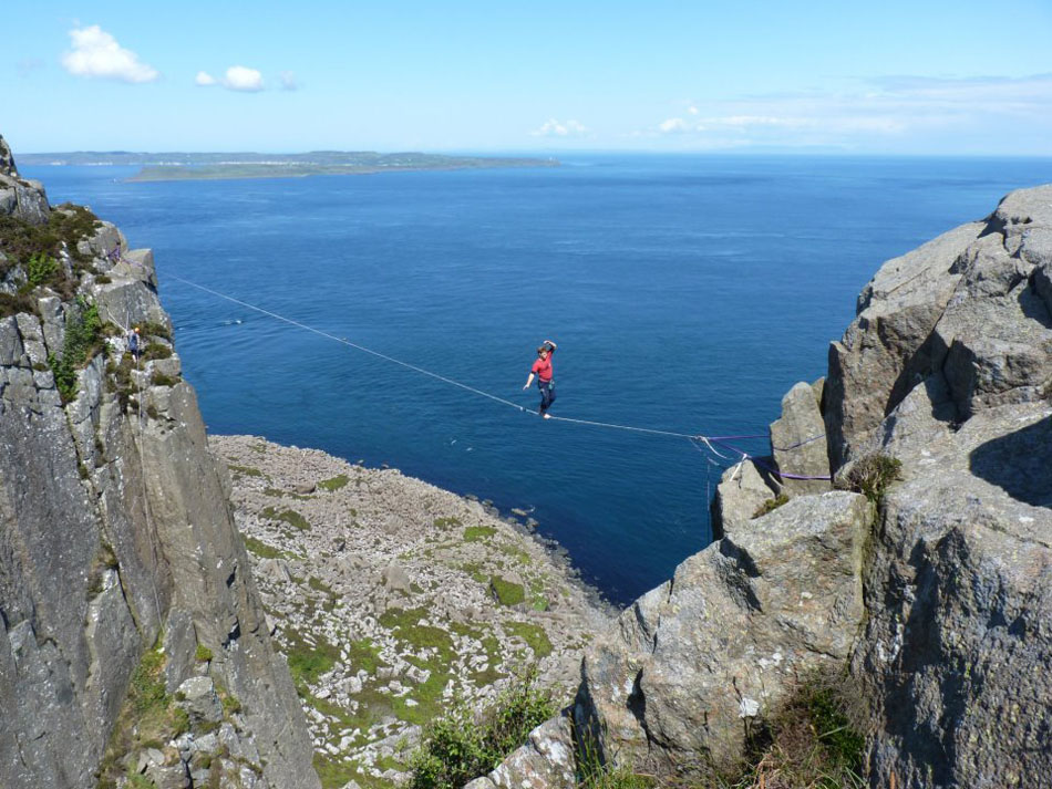 Is this the highest Highline in the UK?, 179 kb