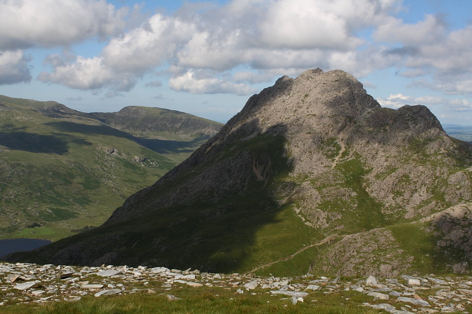 The search has been concentrated on Tryfan, 133 kb