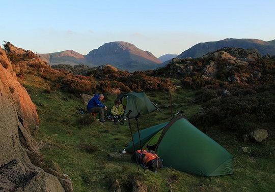 Ten Top Tips for Wild Camping