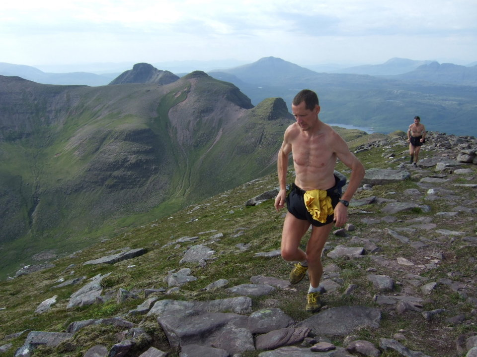 On Quinag, 140 kb