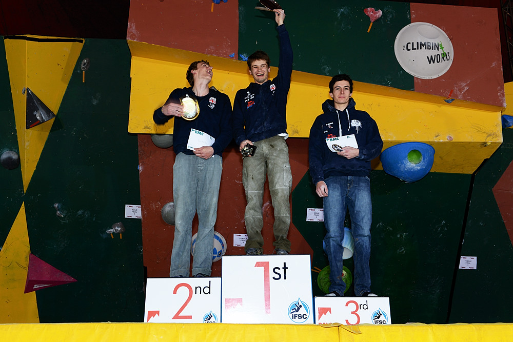 Male Senior Podium, 196 kb