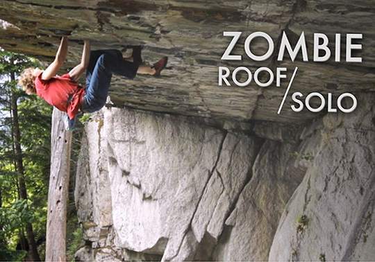 Will Stanhope soloing Zombie Roof, 96 kb