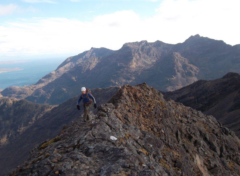 Romping along the Ridge, 148 kb